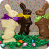 Solid Chocolate Easter Bunny - 11 oz.