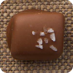 Sea Salt Caramels - Milk Chocolate