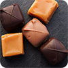 Caramels - Assorted Milk and Dark Chocolate