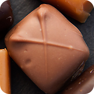 Caramels - Milk Chocolate