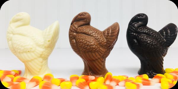 Chocolate Turkeys, 4 oz.