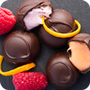 Creams - Assorted Milk and Dark Chocolate, Raspberry and Orange