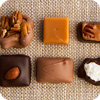 Nut and Chewy Chocolates Gift Box
