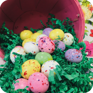 Malted Chocolate Eggs