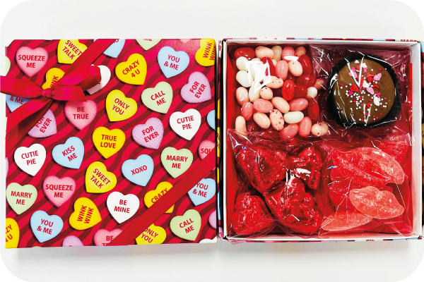 Valentine Box of Treats