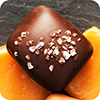 Sea Salt Caramels - Dark Chocolate